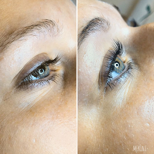 Lash Lift behandling