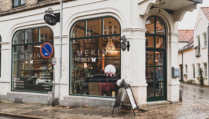 Mekini klinikken på Niels Ebbesensgade